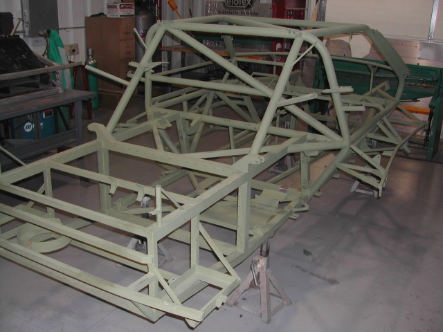 "Chassis of the ""Baja Boats"" Capri pictured a couple of columns earlier"