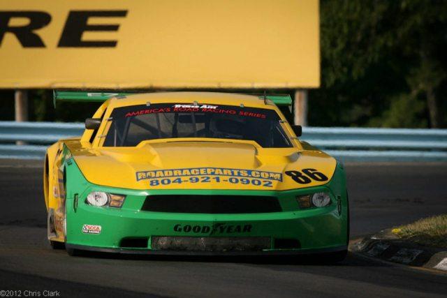 Baucom Motorsports Mustang