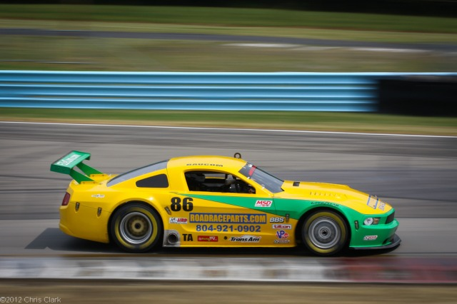 Baucom Motorsports Trans-Am Mustang